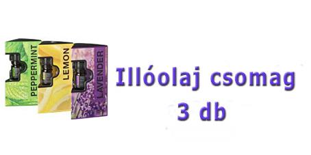 057 Essential Oils Tri Pak