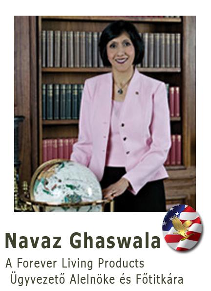 Navaz Ghaswala tabló