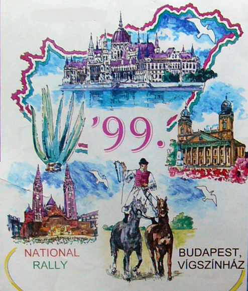 1999 09 11 National Rally Budapest